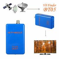GTMedia V8 Satellite Finder Box DVB-S2 Finder Meter Bluetooth 1080P HD FAT BT05