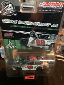 1:64 ACTION 2009 #88 AMP ENERGY MOUNTAIN DEW DALE EARNHARDT JR  HOOD OPEN nascar