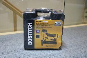 Bostitch SX1838K 18-Gauge Pneumatic Finish Stapler Kit