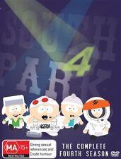 South Park : Season 4 (DVD, 2008, 3-Disc Set)