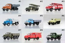 1:43 Avtolegendy USSR: Trucks & Special issue DeAgostini