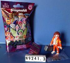 (N9242.3) Playmobil Niña la Doctoresse, Enfermera N° 3 Serie 12 Ref 9242Nuevo