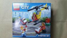LEGO CITY Airport Starter Set #60100 Building Kit Toy with 4 Mini Figures
