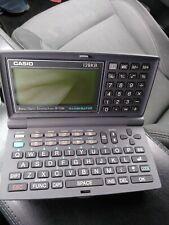 Casio Business Organizer Scheduling System Sf-5580 128 K B