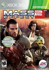 NEW SEALED XBOX 360 Mass Effect 2  Platinum Hits Video Game Fight For Survival