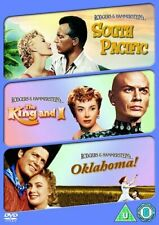 Rodgers and Hammerstein musicals (South Pacific, Oklahoma, King & I) (DVD)