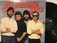 Alabama ‎– The Touch LP 1986 RCA Victor ‎– 5649-1-R EX/EX