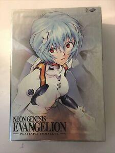 Neon Genesis Evangelion - Platinum: The Complete Collection (DVD, 2005)
