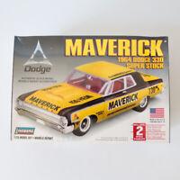 Lindberg Maverick 1964 Dodge 330 Super Stock 1/25 Model Kit