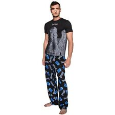 BBC Doctor Who Don't Blink Weeping Angels Lounge Set - MENS DOCTOR WHO PAJAMAS