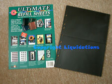 Innova Ultimate Refill Sheets [10 Pack]- 8x6 inch 20x15cm 10 sheets for 40 photo