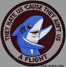 USAF 196 RECONNAISSANCE SQ -A FLIGHT- MQ-1 Predator DRONE ORIGINAL PATCH