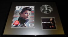 Alicia Keys 16x20 Framed 2012 Vibe Magazine Cover & Cd Display