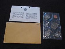 1968 Canada Prooflike Set incl Envelope and COA