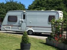 Mobile & Touring Caravans with Features & Equipment Fixed Double Bed