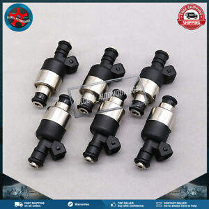 6PCS 17109826 Fuel Injectors For 1969-2000 Buick Chevy Oldsmobile 3.1L 3.4L