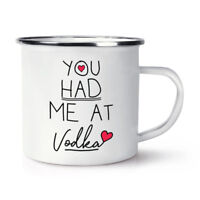 Funny Love Valentines Day Big You Had Me At Chocolate 15oz Large Mug Cup