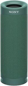 Sony SRS-XB23 Wireless Portable Speaker IP67 Waterproof Built In Mic - Green