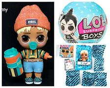 Lol Surprise Sunny Boys Series Confetti Pop Doll Dawn Brother Opposites Club New