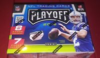 2016 PANINI PLAYOFF  Football 7 Pack  Blaster Box   Wentz Golf RCs Autos Possibl