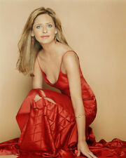Sarah Michelle Gellar Buffy Ringer actress 1 new glossy 8x10 photo picture #132