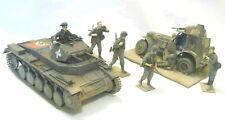 German Panzer II Ausf.C (Poland 1939) - 1/35 - built/painted
