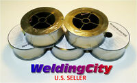 "WeldingCity 5-pk ER70S-6 Mild Steel MIG Welding Wire  2-lb Roll 0.035"" (0.9mm)"