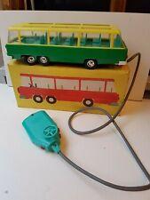 Autobus ODRA téléguidé PALART neuf boite d'origine jouet ancien type joustra
