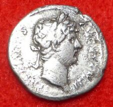 Lovely Hadrian Denarius