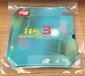 DHS Neo Hurricane 3 Tischtennis Belag
