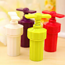 Useful Garlic Crusher Grater Plastic Twisted Peeler Mincer Gingers Kitchen Tools