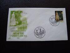 NATIONS-UNIES (vienne) - enveloppe 1er jour 15/4/1981 (B4) united nations