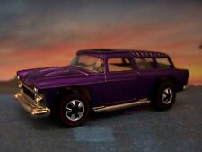 Hot Wheels 1955 55 Chevy Nomad fresh from package  P