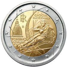 Euro-Gedenkmünzen aus Italien