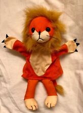 Lion Hand Puppet Fiesta Crafts New