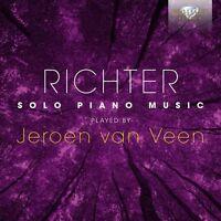 Richter / Veen - Max Richter: Solo Piano Music (Box Set) [New CD] Boxed Set