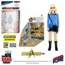 The Big Bang Theory Bernadette Star Trek Figura de Acción + Diorama Bif (KB20)