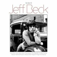 JEFF BECK THE BEST OF CD ALBUM (GREATEST HITS / COLLECTION)