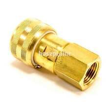 "1pc 1/2"" NPT Industrial Interchange Air Hose Fittings Tool Line Coupler"