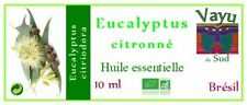 Huile Essentielle Citron BIO - 10 ml - Compte gouttes