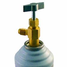 Robinet canettes réfrigérant EcoCool 32A recharge compatible gaz R410A R32
