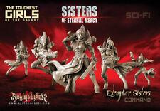 Raging Heroes Exemplar Sisters - COMMAND Group Eternal Mercy - Sisters of Battle