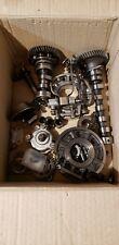 Kubota Z482 Oil Pump Main Bearing Cases Camshafts Pushrods Lifters Gears