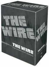 The Wire | Complete Collection DVD Box Set | Seasons/Series 1-5 DVD UK