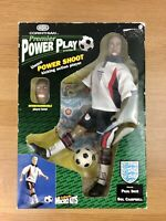 Corinthian Premier Power Play Shoot - England Paul Ince & Sol Campbell Boxed 97'