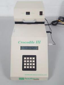 Appligene Oncor Crocodile III TC2000 Microprocessor Controlled Incubation System