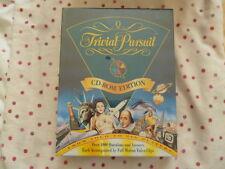 Vintage Trivial Pursuit PC CD-ROM Game big box - new