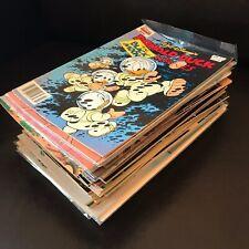 Lot of 45 Uncle Scrooge Comic Books Gladstone Disney RARE