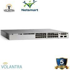 NEW SEALED Cisco C9300-24P-E Cisco Catalyst Switch - Cisco 9300-24P-E