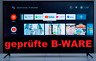 ###B-WARE## KAGIS 55 Zoll 4K UHD Smart-TV - Smarter Monitor - Android 9 -GISfrei